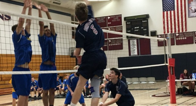 JV Boys Volleyball – La Jolla Tournament