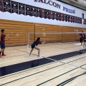 Badminton vs. Torrey Pines