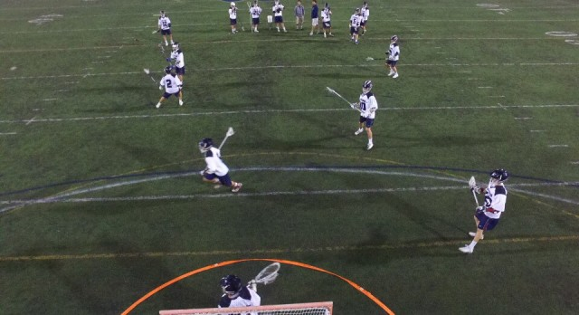 Varsity Boys Lacrosse beat Vandegrift