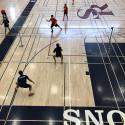 Badminton vs. Cathedral