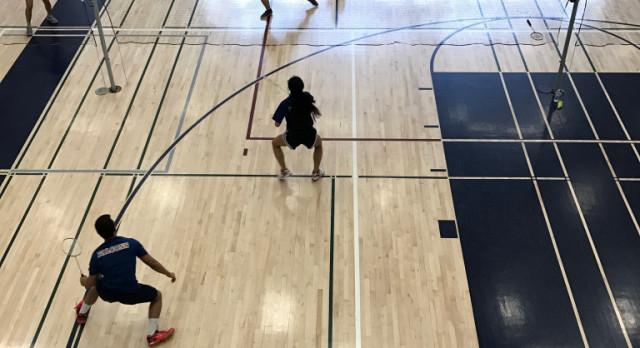 Badminton beats Cathedral