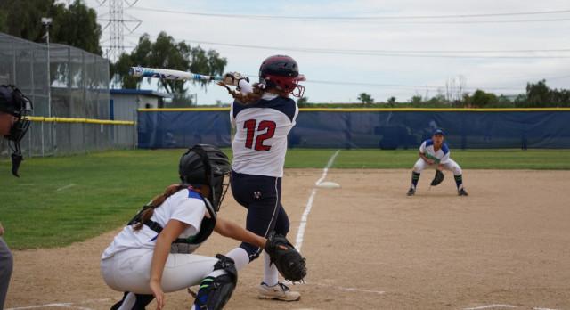 Varsity Softball falls to Eastlake