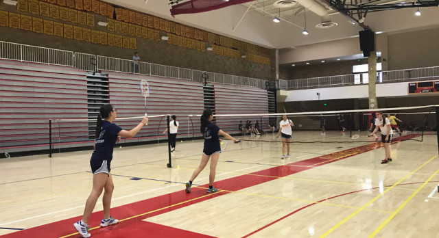 Badminton beats Cathedral on the road