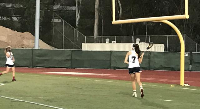 Varsity Girls Lacrosse beat Mira Mesa