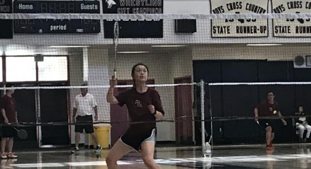 Badminton falls to Madison at home