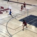 Badminton vs. San Diego