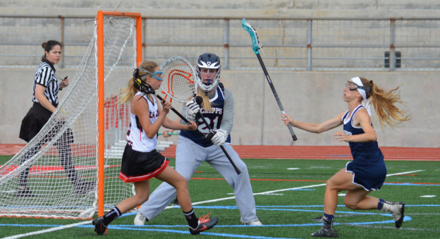 Five Girls Lacrosse Players Receive Western League Honors