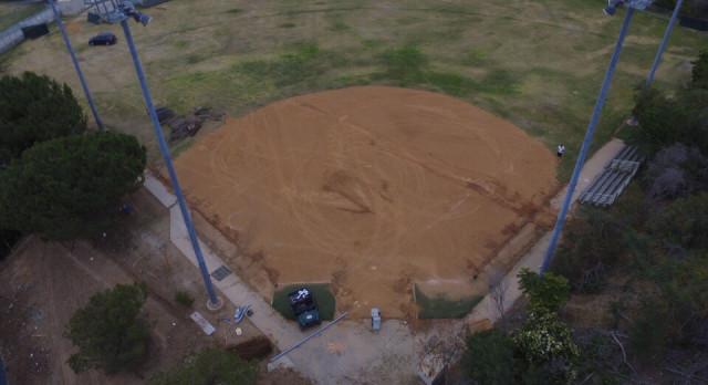 Construction Update – SRHS Softball Field 5/30/2017
