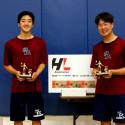 Badminton Rookie Tournament 2017