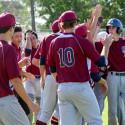 Varsity Baseball @ Saints
