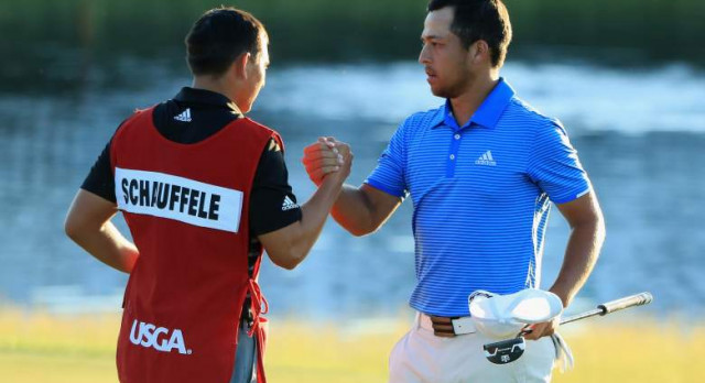 Schauffele Shoots a Final Round Score of 69 to Finish T5 at The 2017 US Open Golf Tournament