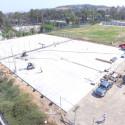 Construction Update – SRHS Tennis Courts 7/17/2017