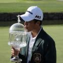 Alumni Xander Schauffele Wins Greenbrier Classic