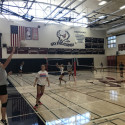 Freshman Girls Volleyball Tryouts 2017