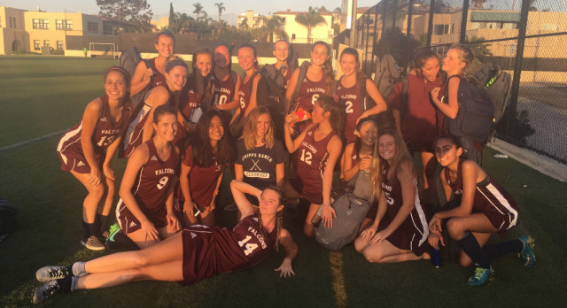 JV Field Hockey Beat Bishops