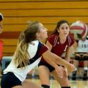 Varsity Girls Volleyball vs. Cathedral Catholic