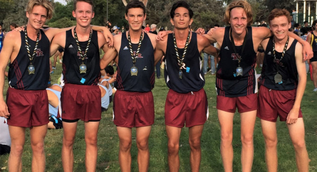 Cross Country Shines At First Western League Cluster Meet