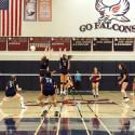 Varsity Girls Volleyball vs. OLP