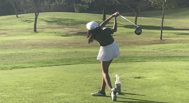 Varsity Girls Golf Beat La Jolla To Continue Undefeated Season