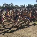 Boys Cross Country – CIF D2 Finals 2017