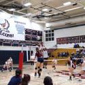 Varsity Girls Volleyball vs. Westview – CIF Quarter Finals 2017