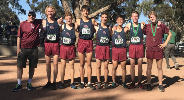 Boys Cross Country Finish 3rd in 2017 CIF D2 Championships And Qualify For State