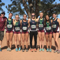 Girls Cross Country – CIF D2 Finals 2017