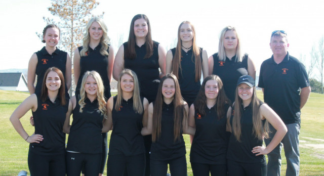Girls Golf — Finishes 2nd at Region Tournament