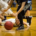 CCHS Girls JV Basketball vs Widefield 2017-02-16