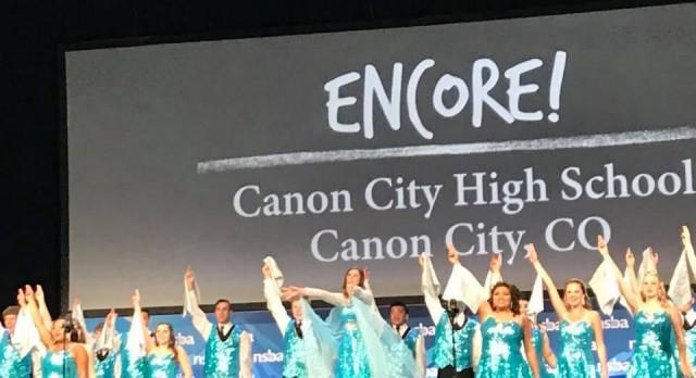 Encore Performance in Denver