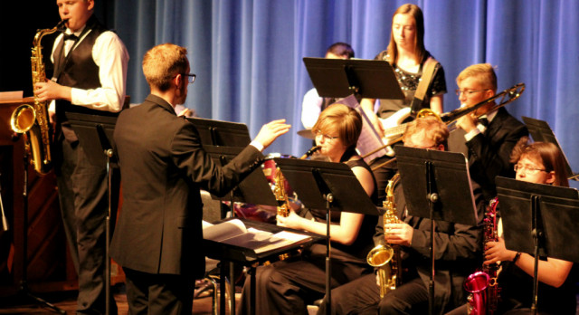 CCHS Symphonic Band and Jazz Band Results
