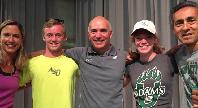 CCHS Runners Attend Adams State Distance Camp