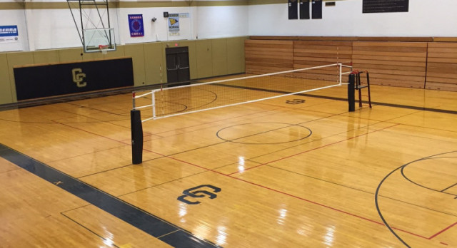 Volleyball Black and Gold Games