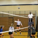 Girls Volleyball against YV 10/4/16