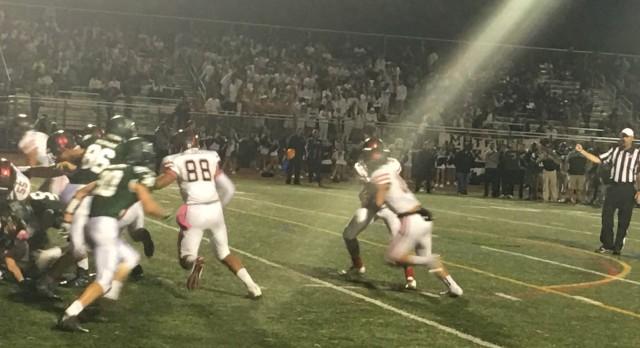 Clayton Valley Charter High School Varsity Football beat Miramonte High School 43-13