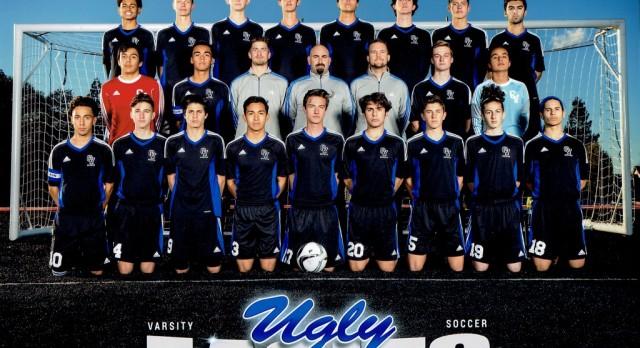 Boys Varsity Soccer Defeats Amador #1 in NCS 2-0