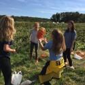 BCC Girls JV Soccer – Team Bonding and Pumpkin Picking
