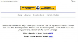 Boosters site