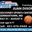 Juan Dixon Camp