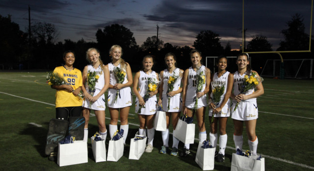 Bethesda-Chevy Chase High School Girls Varsity Field Hockey beat Walter Johnson High School 1-0