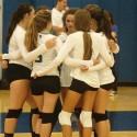 SDJA Girls Varsity Volleyball vs Milken 8/22/16