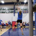 SDJA Girls MS 8 Volleyball vs Santa Fe Christian 9/27/16
