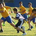 SDJA MS Boys Blue Football vs Rancho Santa Fe 10/6/16