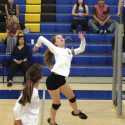 SDJA Girls Varsity Volleyball vs Rock Academy 10/19/16