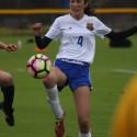 SDJA Girls Varsity Soccer Vs Madison 11/28/16