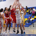 SDJA Girls Varsity Basketball vs Christian 12/15/16