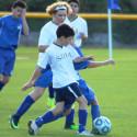 SDJA MS Boys White Soccer vs Country Day 1/24/17