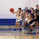 SDJA Boys Varsity Basketball vs Rock Church 1/19/17