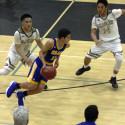 SDJA Boys Varsity Basketball vs Olympian Eagles 2/21/17