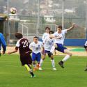 SDJA Boys Varsity Soccer vs Bishop 2/10/17